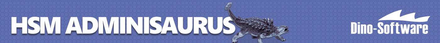 HSM Adminisaurus 3.2 Release Announcement